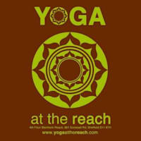 Yoga at the Reach