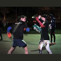 Warriors Training