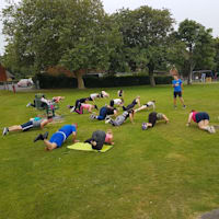 Complete Fitness - Hailsham Recreation Groud