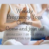 Yummy Mummy Yoga - Dunkerton Parish Hall