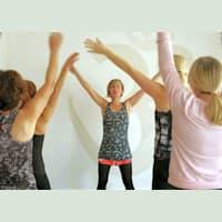 Hello Fitness Brighton - Hove Lawns Cafe