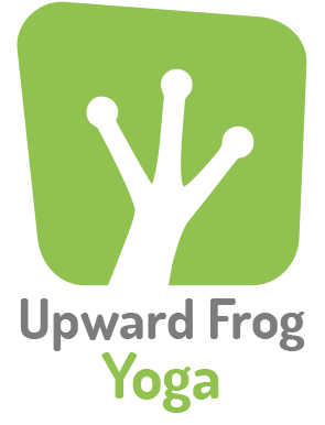 Upward Frog Yoga