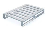 Aluminiumspall 1000 KG