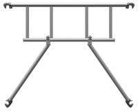 Rekkverk S-Plus 250 cm