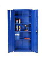 Oppbevaringsskap S180 Blå