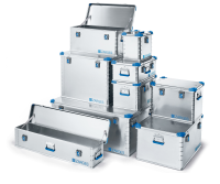 Aluminiumskasse Eurobox