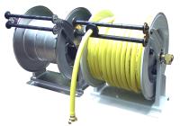 Slangetrommel 710 3/4-40M PVC