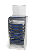 Bilinnredning modul S192