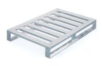 Aluminiumspall 600 KG