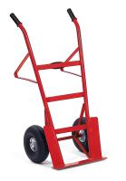 Kraftig Sekketralle m/PU hjul