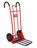 Sprinter Sekketralle PU-hjul