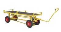 Gipsvogn Hev-senk 1200 kg