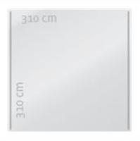 Dustwall Vegg Modul 310x310 CM