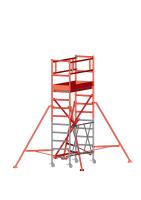 Påbyggning komplett for klappstillas Z600 1-4 m