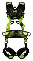 Lite fallsele Pro med støttebelte - XXL