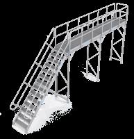 Lastebilplattform 6M - Grunnmodul