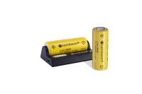Ladebase til 26650-batterier (Q7r/ Q7xr)