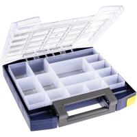BOXXSER 55 - Sortimentskrin m/15 innsatser