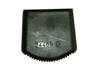 Gummisko 58x25 mm rett