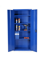 Oppbevaringsskap S3 Blå