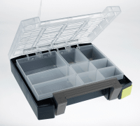 BOXXSER 55 - Sortimentskrin m/9 innsatser