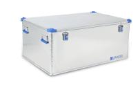 Aluminiumskasse Eurobox 120X80X50 CM
