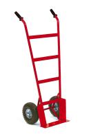Høy Sekketralle massive hjul