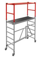 Påbyggning komplett for klappstillas Z500 1-4 m