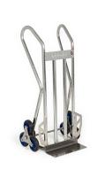 Trappetralle aluminium 150 kg