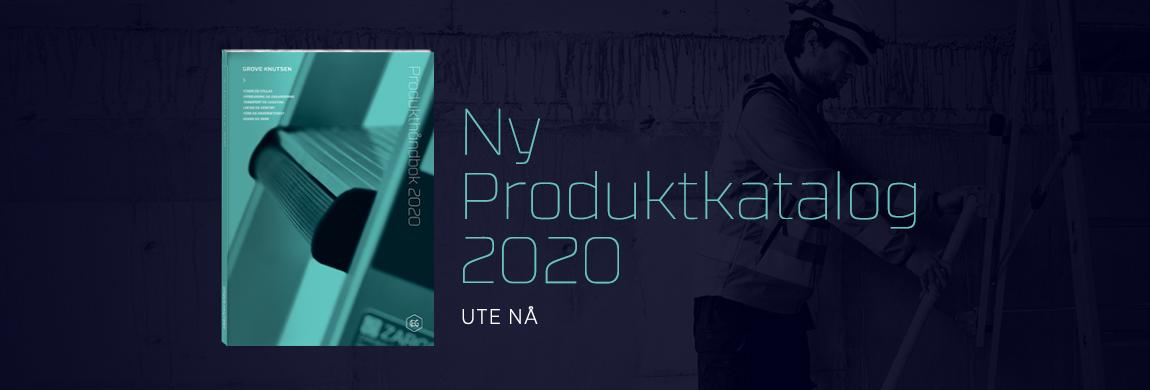 PROFESJONELLE PRODUKTER 2020