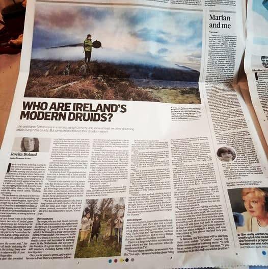 Irish Times on Modern Druids