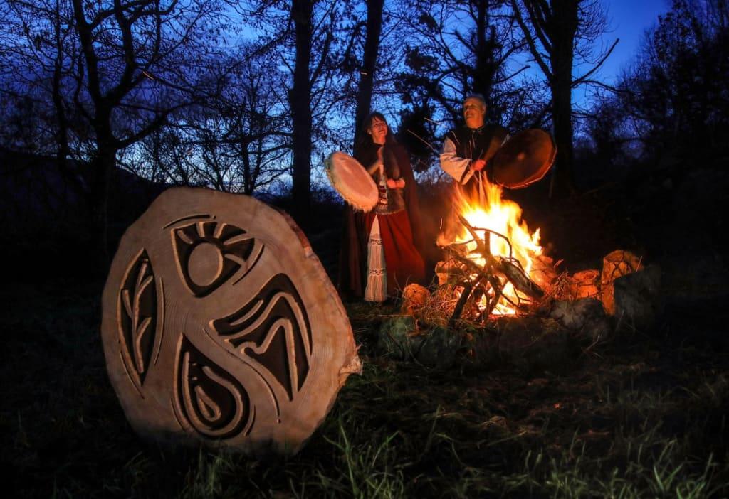 Jan and Karen Tetteroo - Druid Grove of Anu