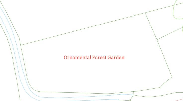 Screenshot of CAD drawing