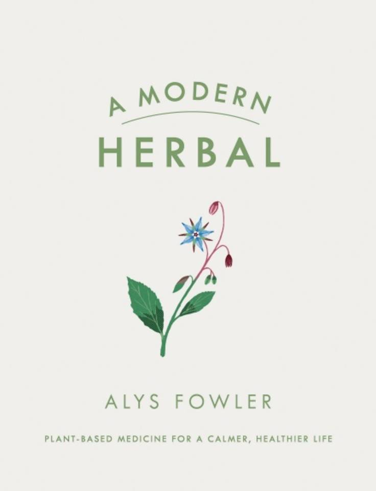 Book cover of A Modern Herbal