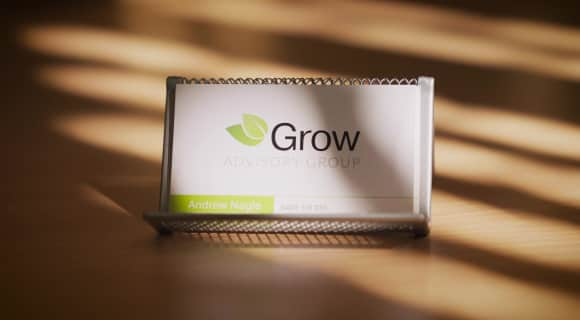 The Grow Family: You Can Ac-Count On Us