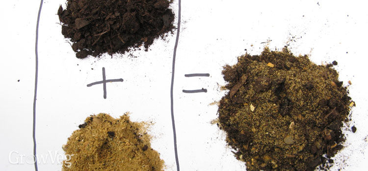 The best soil mixture for cuttings