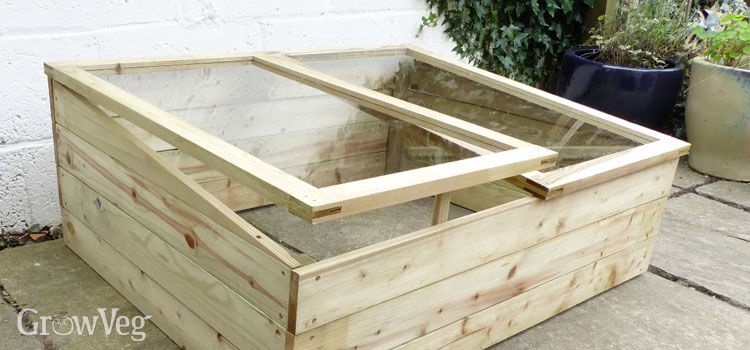 How to Make a Cold Frame Step by Step