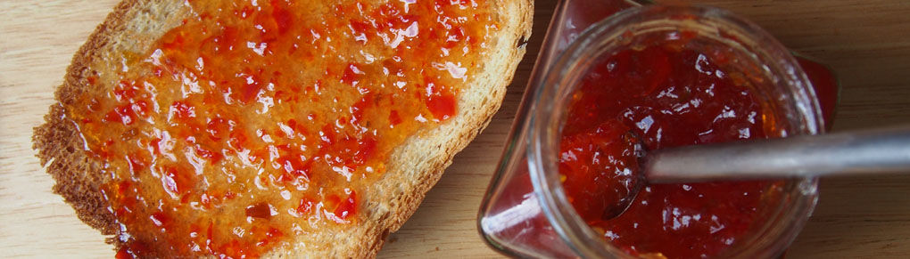 Home-grown Chilli Jam