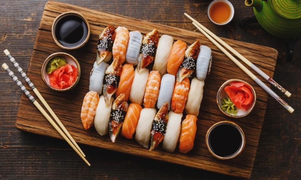 Crazy Sushi Best Asian In Philadelphia Order Online