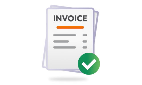 Consolidate orders to one invoice