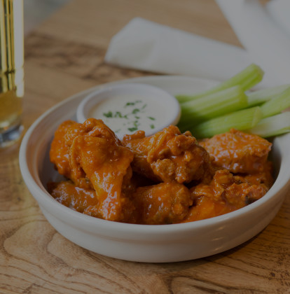 Wings Food Delivery Best Restaurants Near You Grubhub