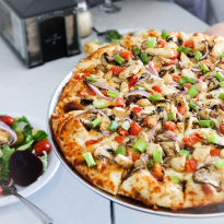 Round Table Pizza Washington State.San Jose Pizza Delivery Best Pizza Places Near You Grubhub