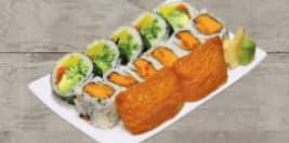 Sushi Station Delivery 1562 Tremont St Roxbury Crossing Order Online With Grubhub Un posto semplice e senza fronzoli, un sushi pazzesco e la comodità di gustarlo ovunque, soli o in compagnia. grubhub