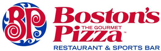 Boston's Gourmet Pizza Sports logo