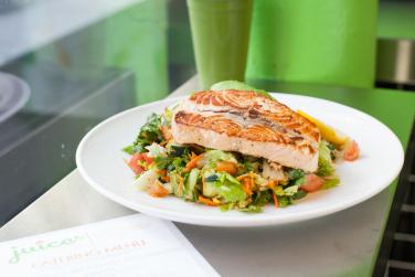 healthy food nyc