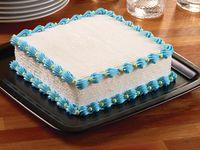 Square Ice Cream Birthday Cakes