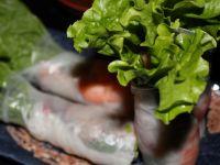 4 Piece Vietnamese Spring Roll Vegetarian
