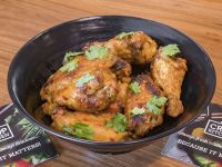wok wings - Crisp Kitchen