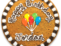 Create Your Own Cookie 16 Round Cake