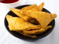 8 fried crab rangoon - Chens Garden 2